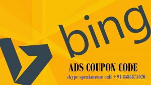 Bing Ads Coupon For New Advertisers