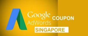 google adwords coupon singapore