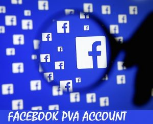 Facebook PVA Account