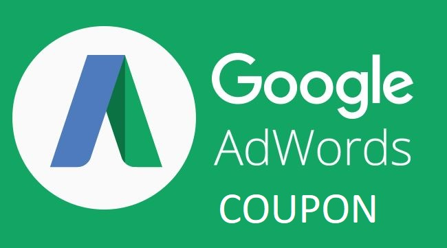 Use adwords coupon
