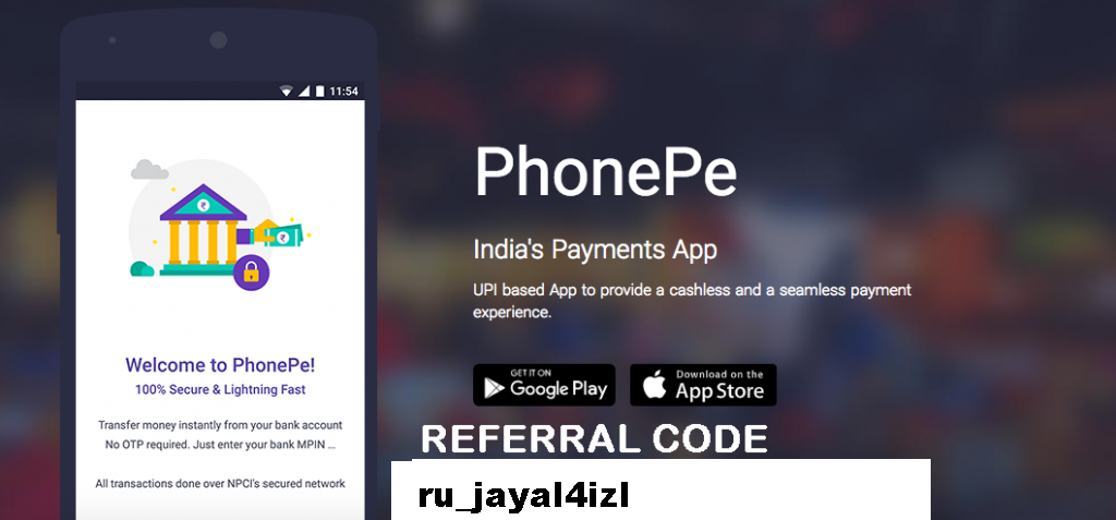 PhonePe_Referral_code