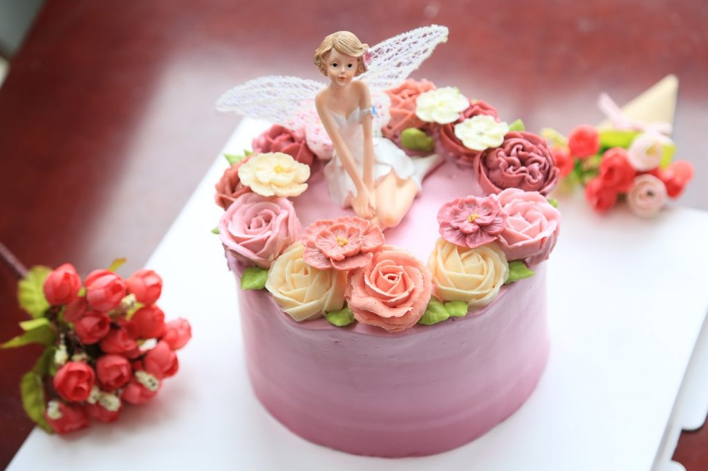 PinkForest Cake