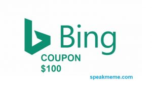 Bing Ads Coupon $100 – Save Money Today