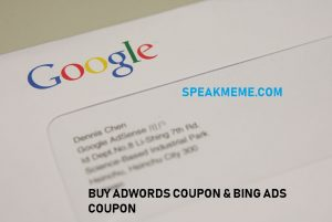 Buy Adwords Coupon For Google Ads