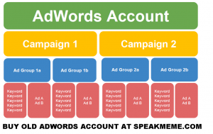 Old Adwords Account Indian For Sale